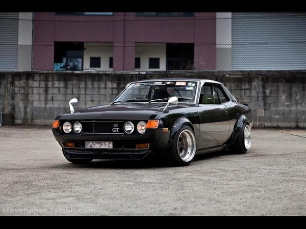 Ultimate Toyota Celica A20 A30 MK1 Pictures Slideshow Compilation