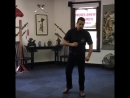 The importance of Shil Lim Tao to Dan Chi sao Single sticky hand drill Part 5