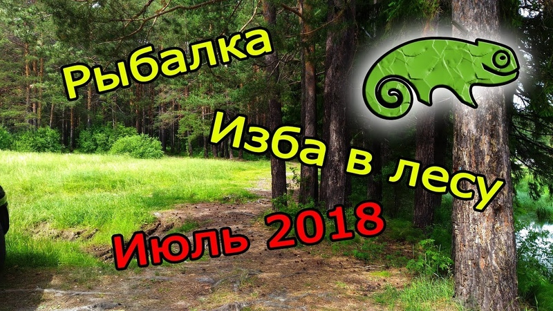 Июль 2018. Изба. Рыбалка. Ирбис ТТР 125