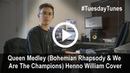 Queen Medley (Bohemian Rhapsody We Are The Champions ) Henno William Cover