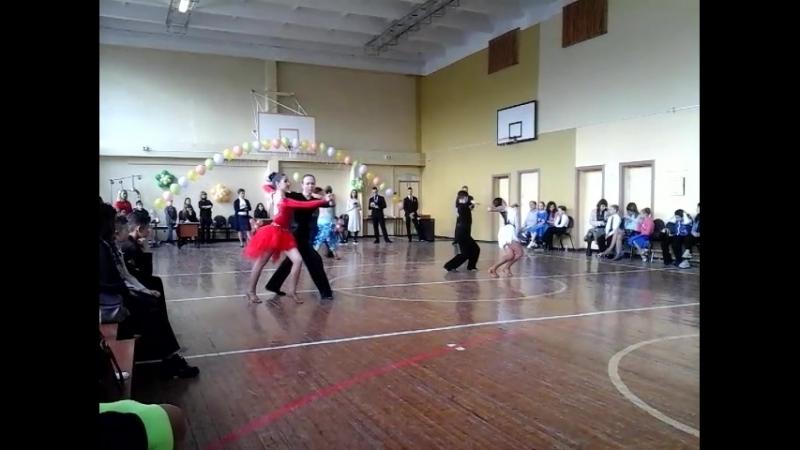 румба пасадобль открытое первенство г о Тольятти 29 04 18