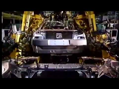 Produzione Alfa Romeo 164 Arese 1987