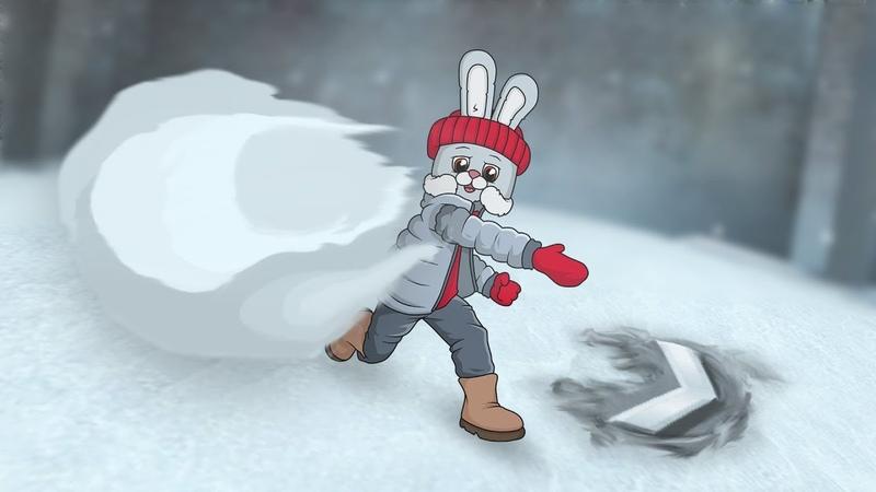 CSGO - Лови снежок
