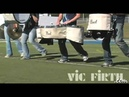 Vic Firth Marching Percussion 101: The Crab Step