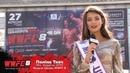 Приглашение Мисс Украина 2017 Полины Ткач на WWFC8