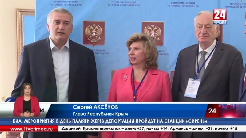 Глава Крыма прокомментировал заявления Порошенко Президент незалежной высказался по поводу окончания строительства автодорожной