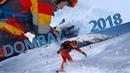 Я в Домбае / DOMBAY 2018 / Snowboard Slow Motion