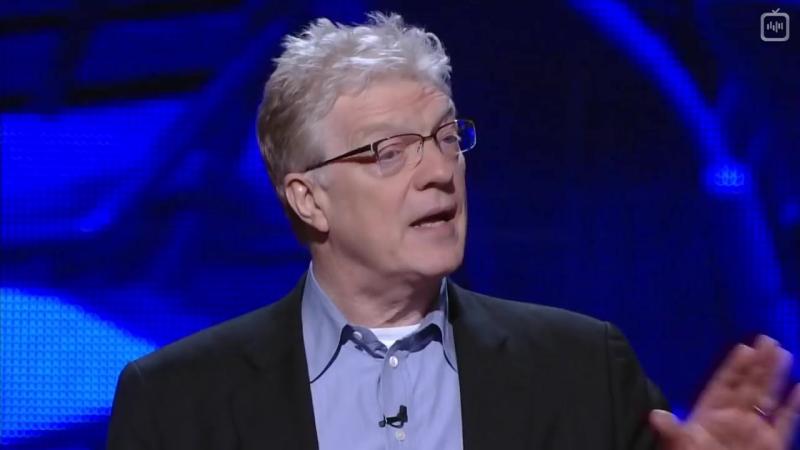 [TED] Кен Робинсон — Образование- как не попасть в «долину смерти»