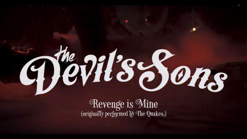 The Devil's Sons - Revenge Is Mine (cover)