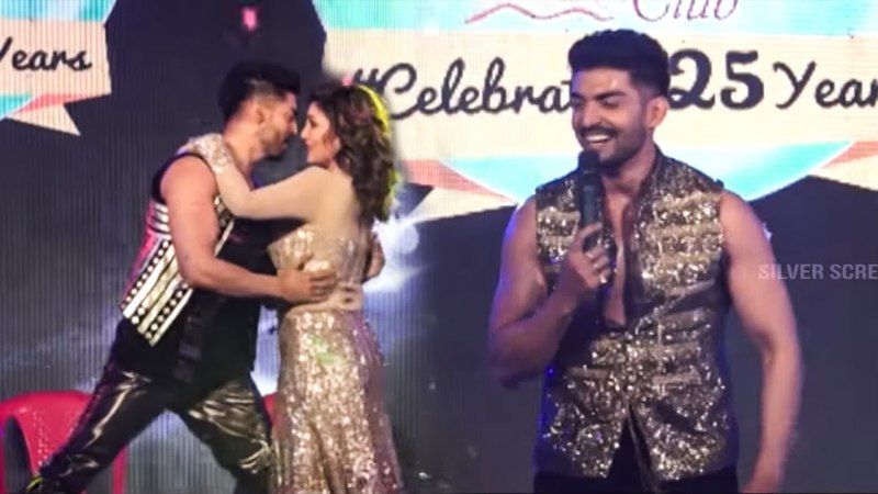 And Debina Perform Asia's Biggest New Year Bash 2018