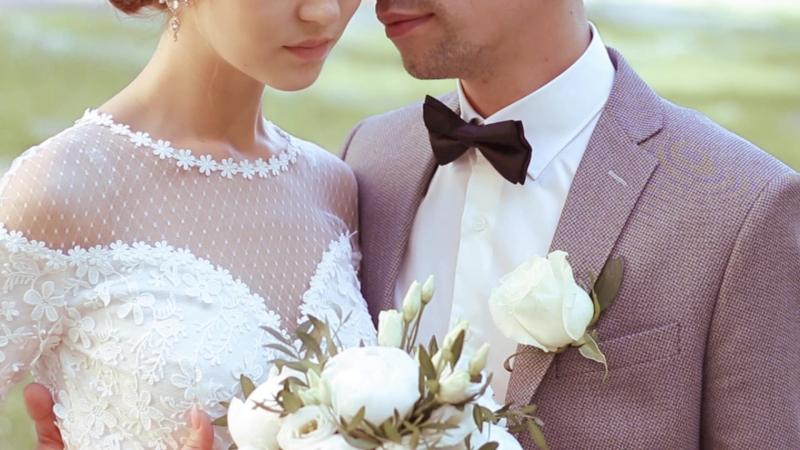 Свадебное Карина и Иван