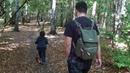 Прогулка в Тимирязевском парке с детьми