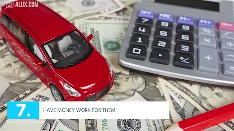 Что делают богатые и не делают бедные люди