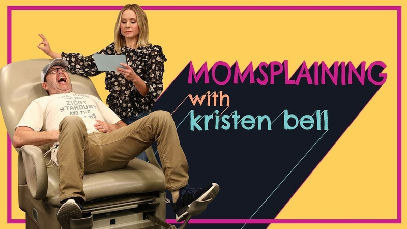 Momsplaining with Kristen Bell Labor Pains with Andy Lassner