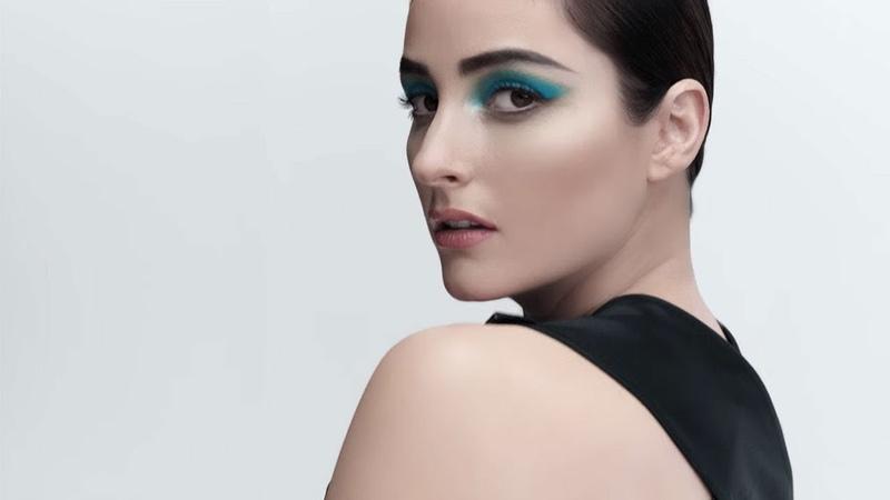 Striking Blue Eye Makeup Kajal InkArtist Eyeliner Shiseido