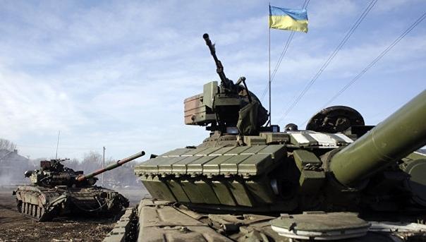 В ДНР заявили о подготовке силовиков к наступлению под Горловкой