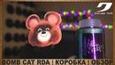 🐈ВКУСНЫЙ ФЕЛИКС BOMB CAT RDA КОРОБКА ОБЗОР🐈