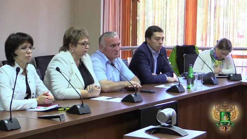 Делегация из Азербайджана посетила ФГБУ «Брянская МВЛ»