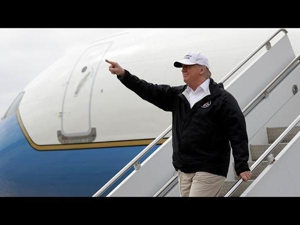 Чрезвычайное положение и борьба с наркотрафиком Как Трамп ищет деньги для стены на южной границе