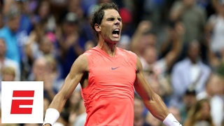 2018 US Open highlights: Rafael Nadal drops first set, rallies to beat Karen Khachanov | ESPN