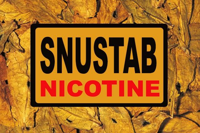никотин для приготовления снюсов