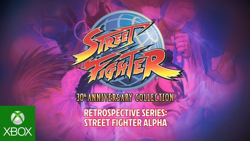 Street Fighter 30th Anniversary Collection Retrospective Series – Street Fighter Alpha