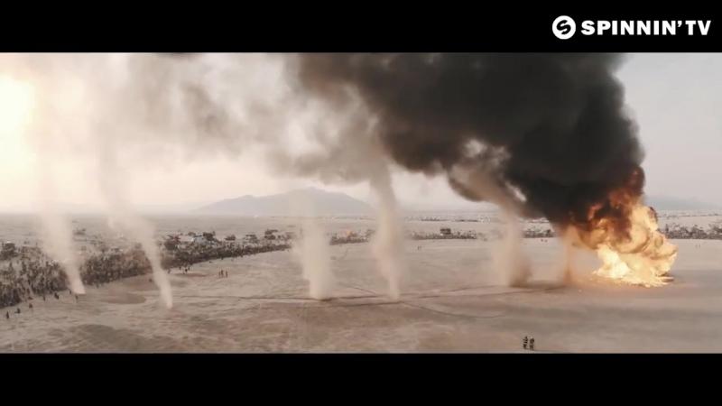 Sander van Doorn at Burning Man Festival