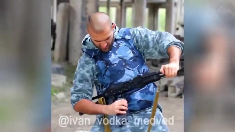 When you play a virtual shooter