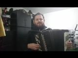 Известная казахская песня.