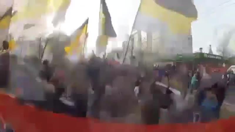 Кто не прыгает - тот чурка (хач)! Гей! Гей! Москва - Санкт Петербург 2011 - 2013.mp4