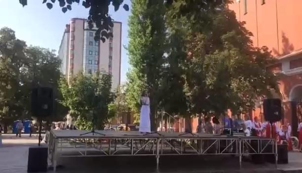 Даша Гречишникова Поле II Международный конкурс START MUSIC AWARDS 2018
