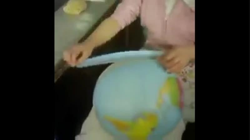 Как изготавливали глобусы в 1955 году rfr bpujnfdkbdfkb ukj,ecs d 1955 ujle
