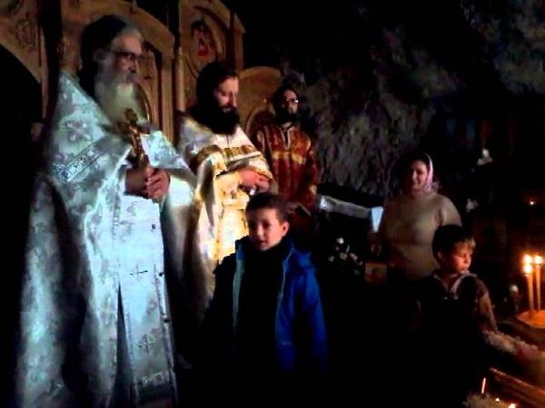 Дети славят Бога! Монастырь Феодора Стратилата