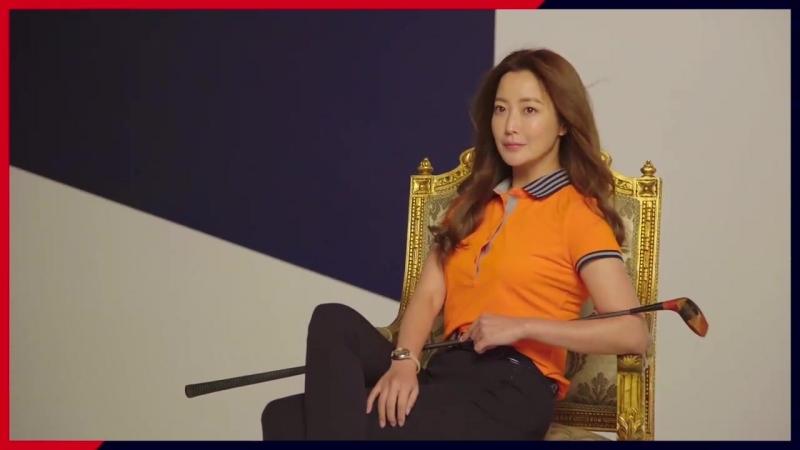 180320 Kim Hee Seon ~ BTS Imperial S/S 2018