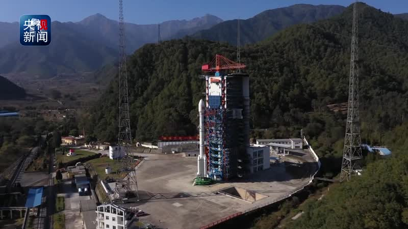 视频:我国成功发射第四十二、四十三颗北斗导航卫星