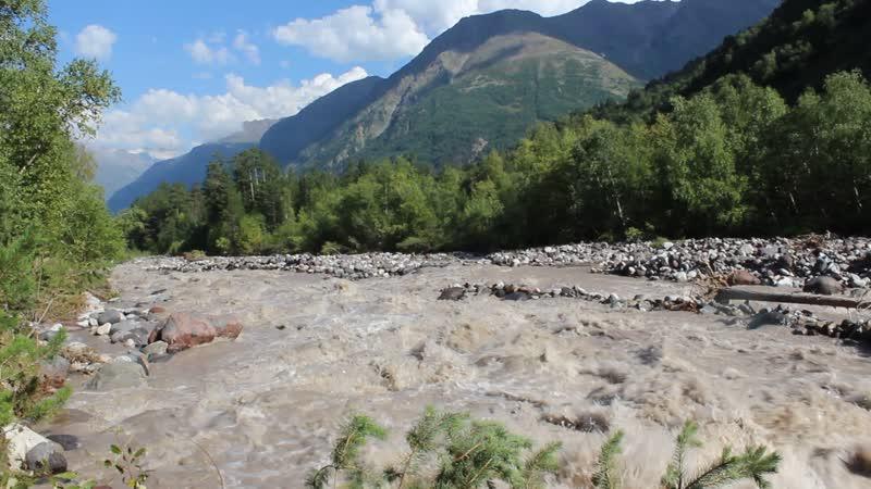 Река Баксан Строптивое дитя Эльбруса так местные жители величают одну из самых непредсказуемых рек Северного Кавказа 2018г