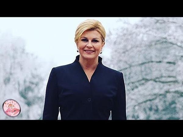 Президент Хорватии. Как Колинде Грабар-Китарович удалось стать всеобщей любимицей.