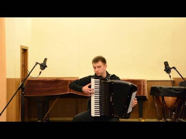 Sultanbeev Viktor (accordion) - Nur Dautov - Bashkir elegy