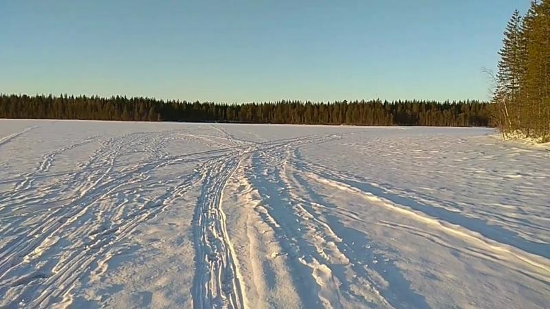 озеро Миколя Калевальский р н
