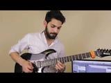 Rock Meets ZAYN - Dusk Till Dawn ft. Sia - Electric Guitar Cover by Alaa Faqir