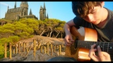A Window to the Past - Harry Potter OST - Fingerstyle Guitar Cover