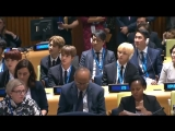 BTS at United Nations General Unlimited Cut 1
