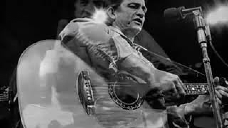 Johnny Cash - Aint no grave (can hold my body down)