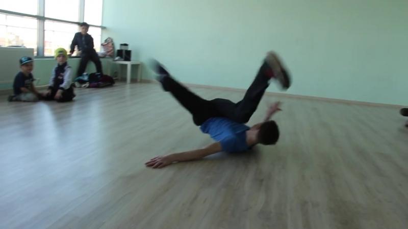 Школа брейк данса SpinUP Открытие нового танцевального сезона