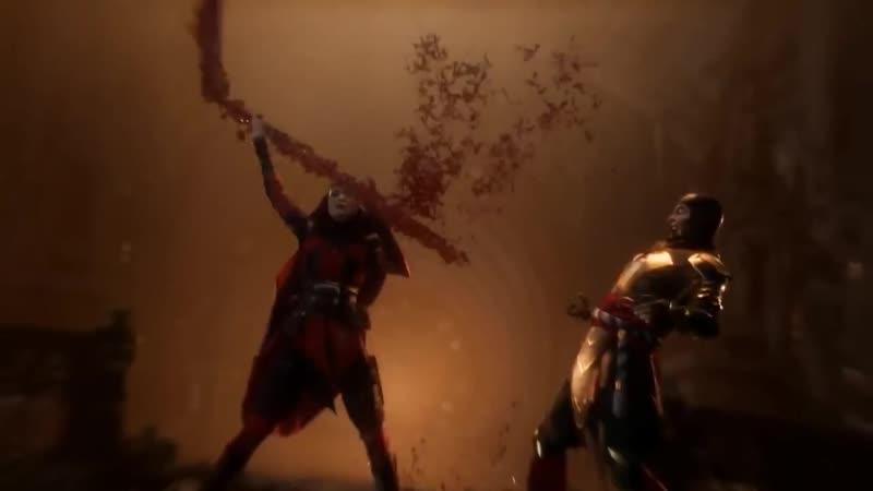 Mortal Kombat 11 Fatality Montage Trailer