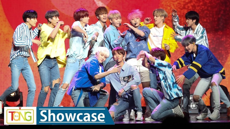 Seventeen (세븐틴) 'Oh My!' Showcase 'YOU MAKE MY DAY'