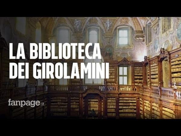 Napoli, viaggio nella biblioteca dei Girolamini Qui conserviamo anche libri proibiti