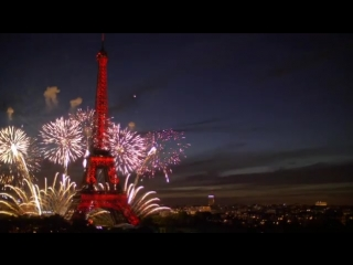 Discover one of the most wonderful firework ever, beautifully captured
