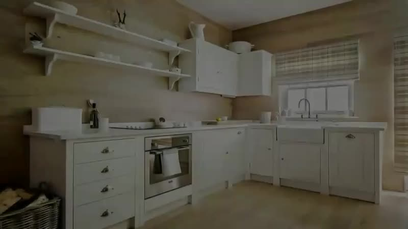 Кухня на даче_Евроремонт