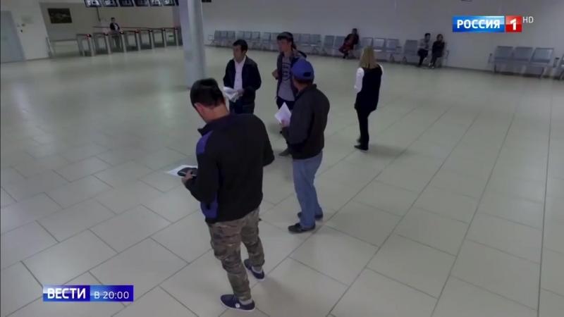 В Москве обезвредили группировку, открывшую свой подпольный миграционный центр - Россия 24